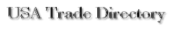 USA Trade Directory